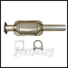 Omix-ADA Catalytic Converter For 1987-92 Jeep Wrangler YJ With 2.5L With Hardware 17601.02
