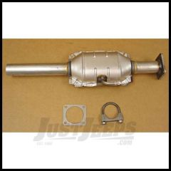 Omix-ADA Catalytic Converter For 1987-90 Jeep Wrangler YJ With 4.2L With Hardware 17601.05