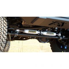 Superlift High Clearance Dual Hydraulic Steering Stabilizer Kit for 07-18 Jeep Wrangler JK, JKU 92095