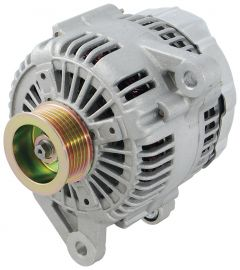 Quadratec OEM Style 136 Amp Alternator for 2004 Jeep Wrangler TJ & Grand Cherokee WJ with 4.0L 6cyl 55100.0001