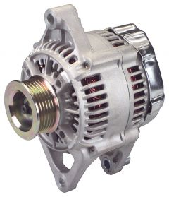Quadratec OEM Style 117 Amp Alternator for 99-00 Jeep Wrangler TJ & Cherokee XJ 55100.0009