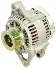 Quadratec OEM Style 81 Amp Alternator for 99-00 Jeep Wrangler TJ 55100.0010