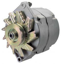 Quadratec OEM Style 63 Amp Alternator for 75-82 Jeep CJ-5, CJ-7, CJ-8, Cherokee SJ, J-Series Pickup & Wagoneer SJ with 4.2L 55100.0201