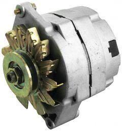 Quadratec 63 Amp Alternator for 75-90 Jeep CJ & Wrangler YJ and 84-86 Cherokee XJ and Comanche MJ 55100.0202