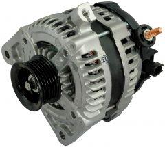 Quadratec 11295N 160 Amp Alternator for 07-11 Jeep Wrangler JK 55100.0300
