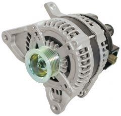 Quadratec OEM Style 160 Amp Alternator for 05-06 Jeep Grand Cherokee WK & Commander XK 5.7/6.1L 55100.0500