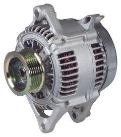 Quadratec OEM Style 120 Amp Alternator for 97-98 Jeep Cherokee XJ & Grand Cherokee ZJ 4.0L 55100.0504