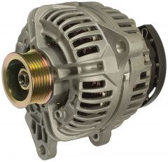 Quadratec OEM Style 136 Amp Alternator for 99-00 Jeep Grand Cherokee WJ 4.7L 55100.0505