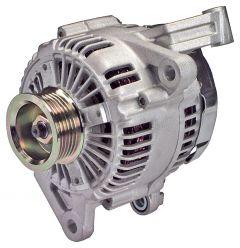 Quadratec OEM Style 136 Amp Alternator for 99-00 Jeep Grand Cherokee WJ 4.7L 55100.0506