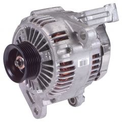 Quadratec 136 Amp Alternator for 02-07 Jeep Liberty KJ and 02-03 Grand Cherokee WJ 55100.0508