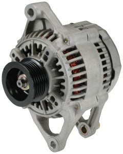 Quadratec 117 Amp Alternator for 2001 Jeep Cherokee XJ with 4.0L 55100.0509