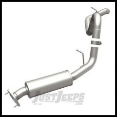 Magnaflow Performance Stainless Steel Cat Back Exhaust System For 2000-06 Jeep Wrangler TJ With 2.5L or 4.0L 16390