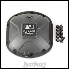 Rugged Ridge Differential Cover Aluminum With Dana 30 Axle 16595.13