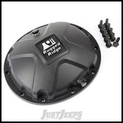 Rugged Ridge Differential Cover Aluminum With Dana 35 Axle 16595.14