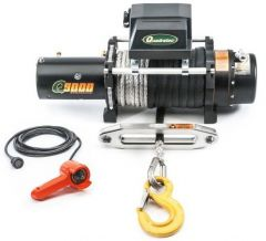 Quadratec Q9000s Self Recovery Winch with Dyneema Synthetic Rope 92122.2030