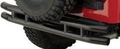 Quadratec QR3 Dual-Tube Rear Bumper for 55-86 Jeep CJ5 & CJ7 12063CJ-