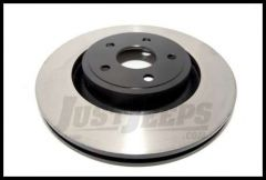 Omix-ADA Brake Rotor Front For 2006-09 Jeep Grand Cherokee SRT8 With 6.1L 16702.11