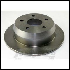Omix-ADA Brake Rotor Rear For 1999-04 Jeep Grand Cherokee WJ With Disc Brakes 16703.02