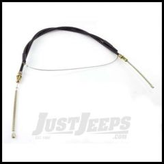 Omix-ADA Emergency Brake Cable for Jeep DJ Postal 16730.13