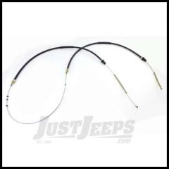 Omix-ADA Emergency Brake Cable For 1952-64 Jeep Truck 16730.14