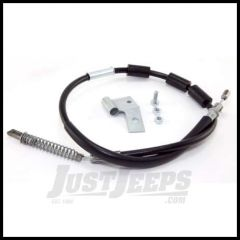 Omix-ADA Emergency Brake Cable Passenger Rear For 2003-05 Jeep Wrangler With Disc Brakes With ABS 16730.48