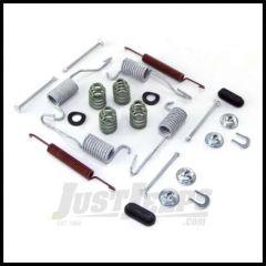 """Omix-ADA Brake Drum Hardware Kit Rear For 1990-06 Wrangler YJ TJ, 1990-01 XJ Cherokee With 9""""x 2-1/2"""" brakes 16738.03"""