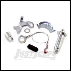 """Omix-ADA Brake Self Adjuster Hardware Kit Driver Side Front or Rear For 1972-78 CJ With 11""""x2"""" brakes 16739.01"""