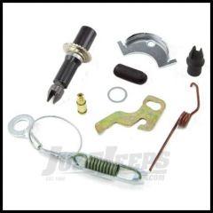 "Omix-ADA Brake Self Adjuster Hardware Kit Passenger Side Rear For 1990-06 Wrangler YJ TJ, 1990-01 XJ Cherokee With 9"" brakes & Dana 35 16739.06"
