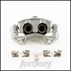 Omix-ADA Driver Side Front Akebono Style Brake Caliper For 1999-02 Jeep Grand Cherokee WJ 16745.23