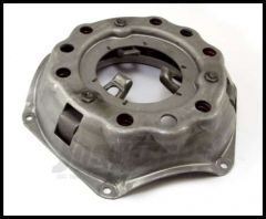 """Omix-ADA Pressure Plate for 1967-71 Jeep CJ5 With 4cyl-134, 9-1/4"""" Clutch 16904.02"""