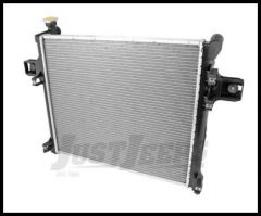 Omix-ADA Radiator 1 Row For 2002-06 Jeep Liberty KJ With 2.4L 17101.37