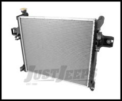Omix-ADA Radiator 1 Row For 2005-08 Jeep Grand Cherokee WK With 3.7L, 4.7L or 6.1L 17101.39
