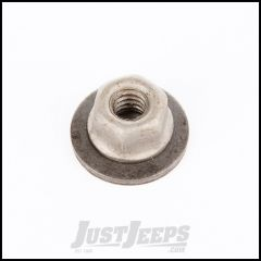 Omix-ADA Radiator Mount Nut For 1984-96 Jeep  Wranlger YJ, Cherokee XJ & Full Size 17101.50