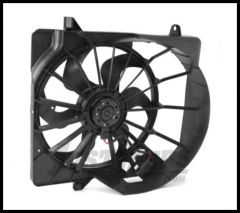 Omix-ADA Electric Cooling Fan Assembly For 2008-10 Jeep Liberty KJ KK With 3.7L 17102.56