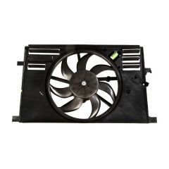 Omix-ADA Radiator Fan Assembly For 2015-18 Jeep Renegade BU Models With 2.4L 17102.62