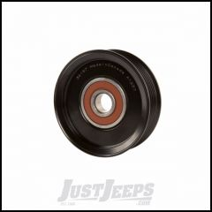 Omix-ADA Idler Pulley For 2007-18 Jeep Wrangler JK 2 Door & Unlimited 4 Door Models With Out AC 17112.26