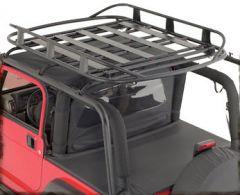 """SmittyBilt Rugged Rack SRC Roof Basket 50""""x70"""" 17185"""