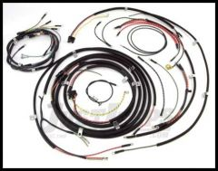 Omix-ADA Wiring Harness Cloth For CJ3A Turn signal wires not included 17201.05