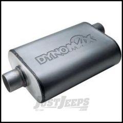 DynoMax Ultra Flow Welded Muffler For 1991-99 Jeep Wrangler YJ & TJ 17217