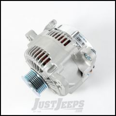 Omix-ADA Alternator 136 Amp For 199904 Grand Cherokee With 4.0L & 4.7L & 200207 Liberty With 3.7L 17225.36