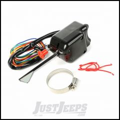 "Omix-ADA Black Turn Signal Switch Kit Includes Wiring Harness & Built"" Flasher For 1946-71 Willys & CJ Series 17232.03"