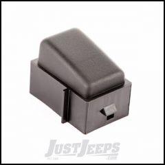 Omix-ADA Rear Wiper Empty Switch Opening Plug For 1997-06 Jeep Wrangler TJ/LJ 17234.40