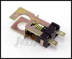 Omix-ADA Brake Light Switch For 1987-90 Jeep Wrangler YJ & 1984-90 Cherokee XJ Without Cruise 17238.09