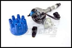 Omix-ADA Distributor For 1978-90 Jeep CJ Series, Wrangler YJ & Full Size With 6Cyl 4.2L, Remanufactured 17239.02