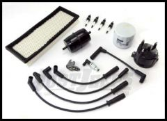 Omix-ADA Tune Up Kit For 1991-93 Jeep Wrangler YJ With 2.5L EFI 17256.13