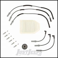 Omix-ADA Tune Up Kit With Oil Filter, Air Filter & Spark Plugs For 2007-11 Jeep Wrangler JK 2 Door & Unlimited 4 Door Models With 3.8Ltr 17257.86