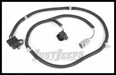 Rugged Ridge Rear Hitch Trailer Wiring Harness Kit For 2007-18 Jeep Wrangler JK 2 Door & Unlimited 4 Door 17275.01
