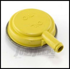 Omix-ADA Oil Fill Cap For 1971-91 Jeep CJ Series & Full Size With AMC V8 OE Style 17402.04