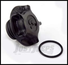 Omix-ADA Oil Fill Cap For 1997-02 Wrangler TJ, 1997-01 Cherokee XJ & 1998-01 Grand Cherokee With Twist on Cap & 4.0L 17403.03