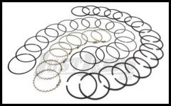 Omix-ADA Piston Ring Set For 1971-91 CJ Series & Full Size With 8 CYL AMC 304 Standard Size 17430.28